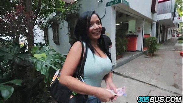 ᐈ Fucking big butt girl in Colombiana ricas tetas - Porno